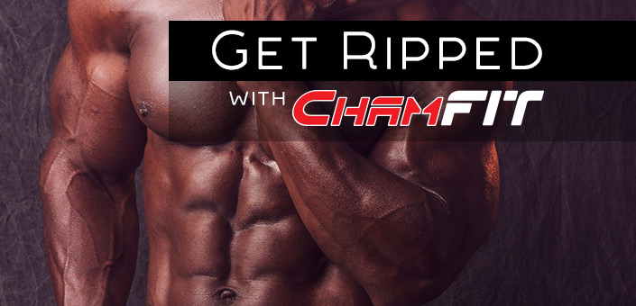 692b7e04 Get Ripped Plan | ChamFit by Fitness Pro Charles Hamilton